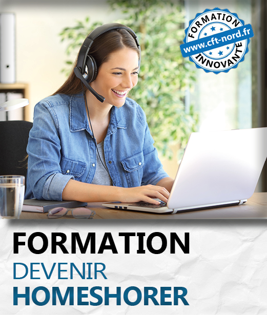 Formation en homeshoring